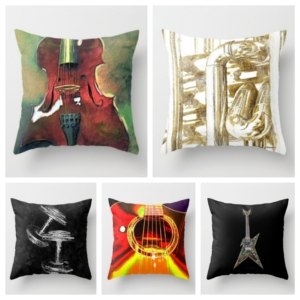 Music Gifts and Home Decor by Tina A Stoffel